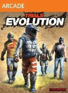 【レビュー】Trials Evolution(トライアルズ エボリューション) [評価・感想] Xbox 360本体ごと買っても良いほどの魅力を持った傑作!