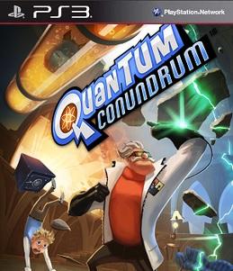 【レビュー】クウォンタム コナンドラム 超次元量子学の問題とその解法 [評価・感想] ふわふわ おもおも のろのろ さかさま