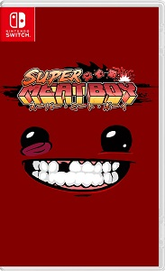 【レビュー】スーパーミートボーイ [評価・感想] 中毒性が高い2Dアクションゲームのお手本とも言える作品