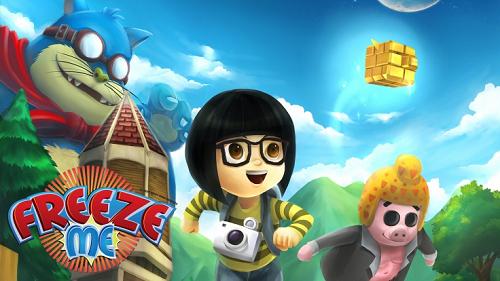 マリオ64みたいなゲームだよー!面白いよー!FreezeME(フリーズミー) ダイジェストプレイ日記