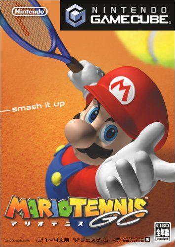 マリオテニスGC【レビュー・評価】マリオらしさを突き詰めたテニスゲーム!