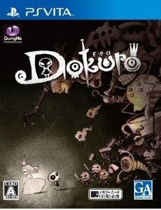 Dokuro【レビュー・評価】可愛いふりして骨太で超面白い高難易度パズルアクション!