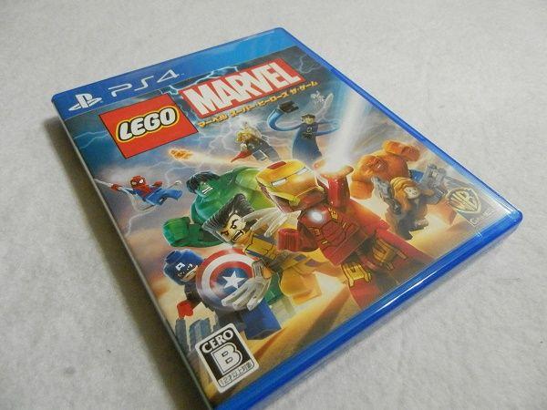 早く自由に遊ばせてくれ!レゴ マーベル スーパー・ヒーローズ ザ・ゲーム・ファーストインプレッション