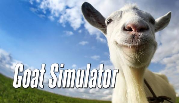 これはめぇ(迷)作だ!Goat Simulator(ゴートシミュレーター) プレイ日記