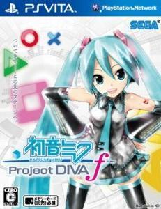 初音ミク -Project DIVA- f【レビュー・評価】音ゲーとしてもキャラゲーとしても最高の1作!