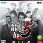 【レビュー】龍が如く5 夢、叶えし者 [評価・感想] 竜頭蛇尾だが、5本分のゲームを詰め込んだ超大作!