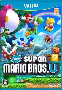 New スーパーマリオブラザーズ U【レビュー・評価】無難な味付けながらも特大ボリュームでシリーズの決定版!