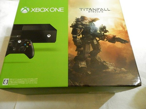 XboxOne買ってきたよー!さっそく開封の儀!