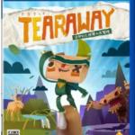 テラウェイ~はがれた世界の大冒険~【レビュー・評価】PSVITAの機能をふんだんに使った紙ゲー!