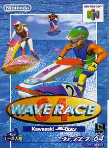 【レビュー】ウェーブレース64 [評価・感想] 水上スキーの魅力を上手く表現した作品