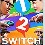 【レビュー】1-2-Switch(ワンツースイッチ) [評価・感想] 尖りに尖った使い所が限られた新感覚パーティゲーム