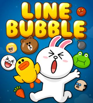 これは流行るのも分かる!LINE バブル、LINE ポップにハマってしまった!