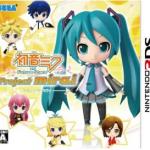 3DS「初音ミクProject mirai2」が発表!他ゲーム情報色々