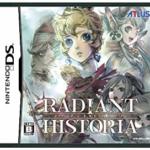 ラジアントヒストリア【レビュー・評価】ストーリーで遊ぶDSの隠れた良作RPG!