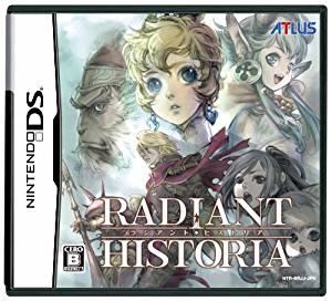 【レビュー】ラジアントヒストリア [評価・感想] ストーリーで遊ぶDSの隠れた良作RPG!
