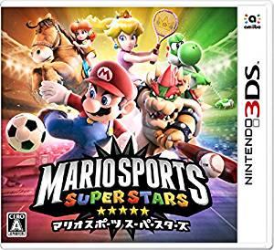 【レビュー】マリオスポーツ スーパースターズ [評価・感想] 1万円以上の価値はある良質なオムニバススポーツゲーム
