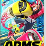 ARMS のびーるウデだめし【レビュー・評価】簡単操作でガチバトル楽しい!でも、スプラトゥーンよりは人を選びそう