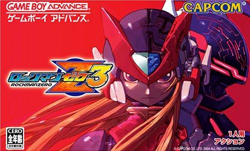 ロックマンゼロ3【レビュー・評価】さらに改良されてGBA屈指の2Dアクションゲームに進化!