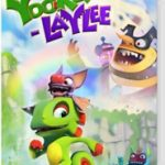 【レビュー】Yooka-Laylee(ユーカレイリー) [評価・感想] 絶滅危惧種のアイテム収集型3Dアクションゲームがここに復活!