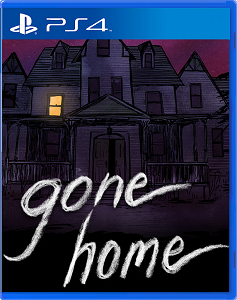 Gone Home(ゴーン ホーム)【レビュー・評価】非常に割高な自宅探索ゲーム