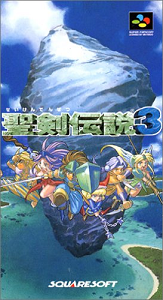 【レビュー】聖剣伝説3 [評価・感想] マルチストーリーを採用したスーファミ後期の力作