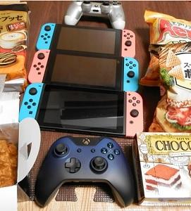 Switchの隠れた良作を発見!?みんなでPS4/XboxOne/Switchのゲームを楽しみました!