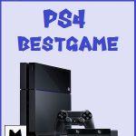 PS4本体を買って良かったと思うおすすめのゲームランキングベスト100