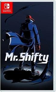 Mr. Shifty(ミスターシフティ)【レビュー・評価】爽快感抜群のハイスピードマゾゲー!