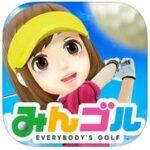 みんゴル【レビュー・評価】スマホ向けに上手く落とし込んだお手軽で良質なゴルフゲーム
