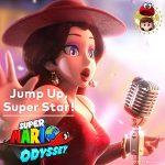 スーパーマリオ オデッセイ主題歌「Jump Up, Super Star!」の日本語版をゲーム内でいつでも聴く方法を紹介!