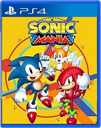 ソニックマニア(PS4/Switch)【レビュー・評価】1990年代前半のセガ愛が詰まったファン必見の良作!