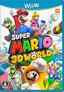【レビュー】スーパーマリオ3Dワールド [評価・感想] 革新性は低いものの、徹底的に磨かれた作品