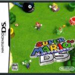 スーパーマリオ64DS【レビュー・評価】大幅な追加・変更点によってN64版から別物に変貌したDS初期の力作!