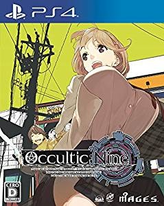 【レビュー】Occultic;Nine(オカルティック・ナイン) [評価・感想] 巨乳をエサに本格的なオカルト系の物語を楽しめるブログ運営アドベンチャー!