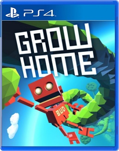 【レビュー】Grow Home(グロウ ホーム) [評価・感想] 子供の頃の夢を叶えてくれた3Dアクションゲーム!