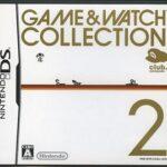 ゲーム&ウォッチコレクション2【レビュー・評価】原作の2ゲームはDSじゃ無くても遊べるのでは?