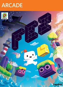 【レビュー】FEZ(フェズ) [評価・感想] 見た目以上に手ごわい探索ゲーム!