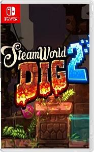 スチームワールドディグ2【レビュー・評価】良い意味で前作から肥大化した新生穴掘りメトロイドヴァニア!