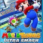 マリオテニス ウルトラスマッシュ(Wii U)【レビュー・評価】HD開発のノウハウが無かったキャメロットの練習作品!