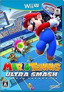 【レビュー】マリオテニス ウルトラスマッシュ(Wii U) [評価・感想] HD開発のノウハウが無かったキャメロットの練習作品!