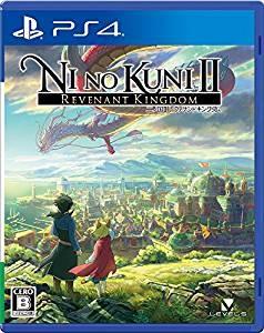 【レビュー】二ノ国II レヴァナントキングダム [評価・感想] 様々なジャンルの要素を盛り込んだお使い重視のジブリ風大作RPG!