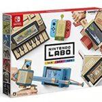 Nintendo Labo Toy-Con 01: Variety Kit(バラエティキット)【レビュー・評価】デジタルとアナログが融合したコスパ抜群のおもちゃ箱!