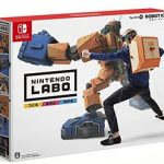 【レビュー】ニンテンドーラボ ロボットキット [評価・感想] ロボットを作ってなりきれる男の子のロマンが詰まった工作キット!