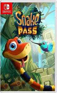 Snake Pass(スネークパス)【レビュー・評価】ユニークで癖が強い操作性のレア社風3Dパズルアクション!