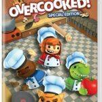 【レビュー】Overcooked-オーバークック スペシャルエディション [評価・感想] 家族や友達とプレイしたら絶対盛り上がる新定番パーティゲーム!