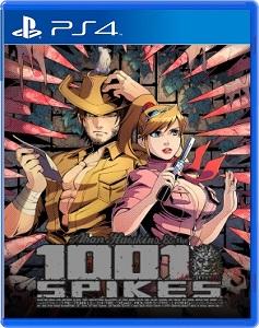 【レビュー】1001 Spikes [評価・感想] 多人数プレイですべての短所が長所に一変する不思議なパーティゲーム!