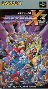 ロックマンX3【レビュー・評価】基本はそのままに深化したゼロファン必見の作品!