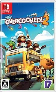 オーバークック2【レビュー・評価】料理を投げてキャッチするオンライン協力プレイ対応のワイワイクッキングゲーム!