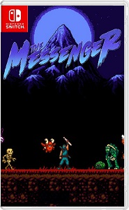 【レビュー】The Messenger(メッセンジャー) [評価・感想] よくある2Dアクションゲームと見せかけてメトロイドヴァニアなチャレンジャー!