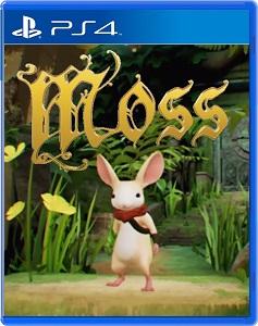 Moss(PSVR)【レビュー・評価】VR世界で絵本を読みながら楽しむアクションパズル!